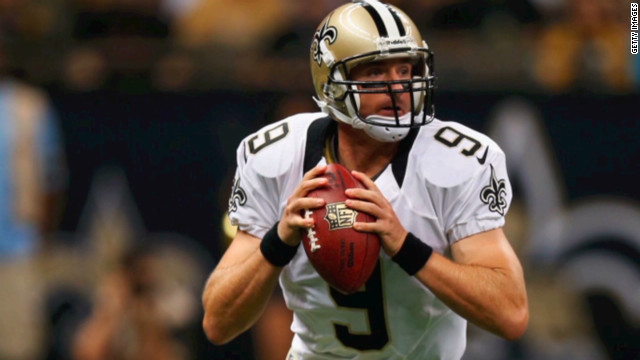 early brees unitas record_00003505