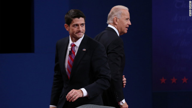 Did Biden, Ryan debate strategy work?