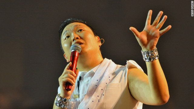 "If you're sick of viral-video smash ""Gangnam Style,"" blame this guy, South Korean pop star Psy."