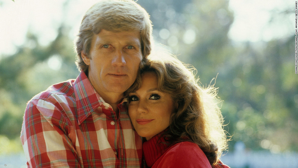 "TV and radio personality Gary Collins -- known for his roles in television series including ""The Sixth Sense"" and ""The Wackiest Ship in the Army"" -- has died, according to officials in Harrison County, Mississippi. He was 74. Here, he is seen with his wife, Former Miss America Mary Ann Mobley, in 1979."