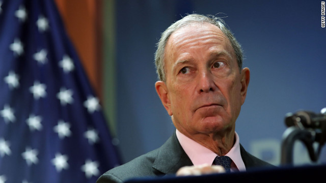 New York City Mayor Michael Bloomberg donated $250,000 to support the issue  of same-sex marriage in Maryland