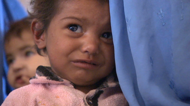 Afghanistan's 'stunting' epidemic