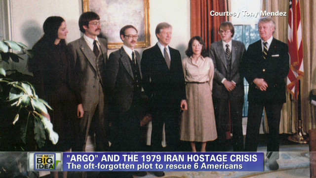 The true story behind 'Argo'
