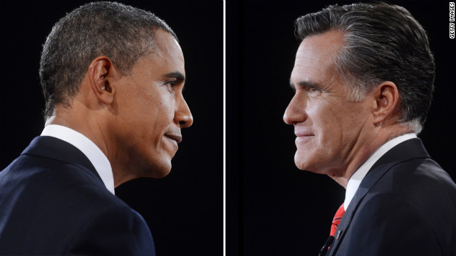 Romney vs. Obama: Foreign policy debate