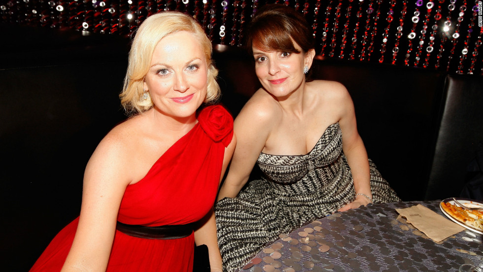 """Saturday Night Live"" alums Amy Poehler, left, and Tina Fey will host the 70th Annual Golden Globe Awards in Beverly Hills, California. <a href=""http://marquee.blogs.cnn.com/2012/12/13/nominees-announced-for-70th-annual-golden-globes"" target=""_blank"">Check out the complete list of nominees</a>, which include ""Argo,"" ""Life of Pi,"" ""Lincoln,"" ""Zero Dark Thirty"" and ""Django Unchained"" for best motion picture -- drama. CNN Entertainment will provide complete coverage."
