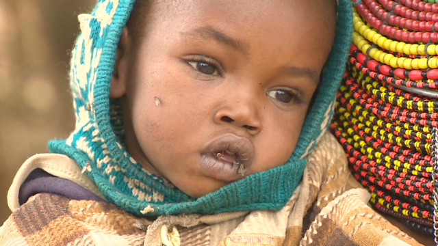 Child hunger 'silent tsunami' in Kenya
