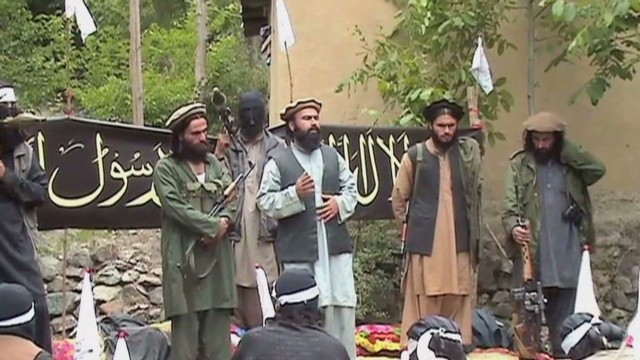 A history of the Pakistani Taliban