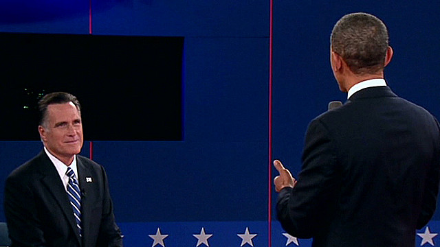 Obama, Romney square off on energy