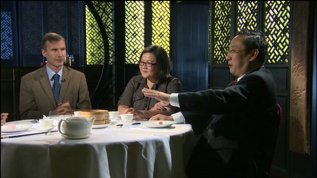 How to join China's Communist party