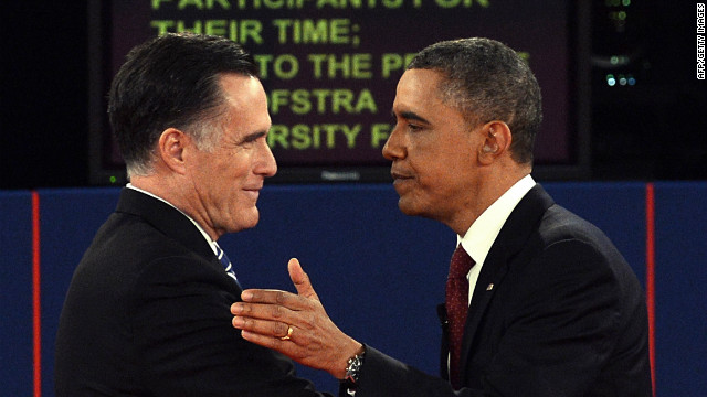 U.S. presidential debate: Who won?