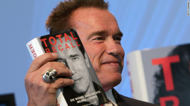 "Arnold Schwarzenegger's ""Total Recall"" moved 21,000 copies in its first week of publication."