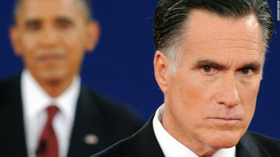 "Mitt Romney's ""binders full of women"" phrase went viral."