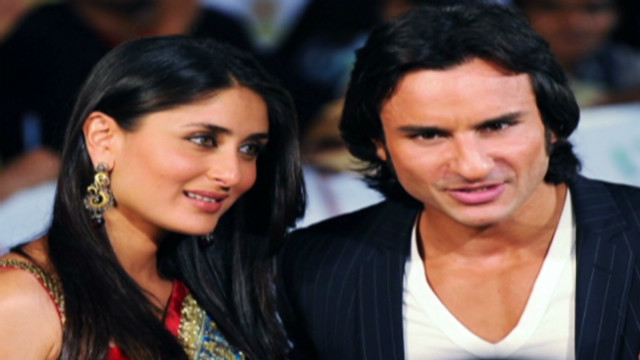 Bollywood sweethearts tie the knot