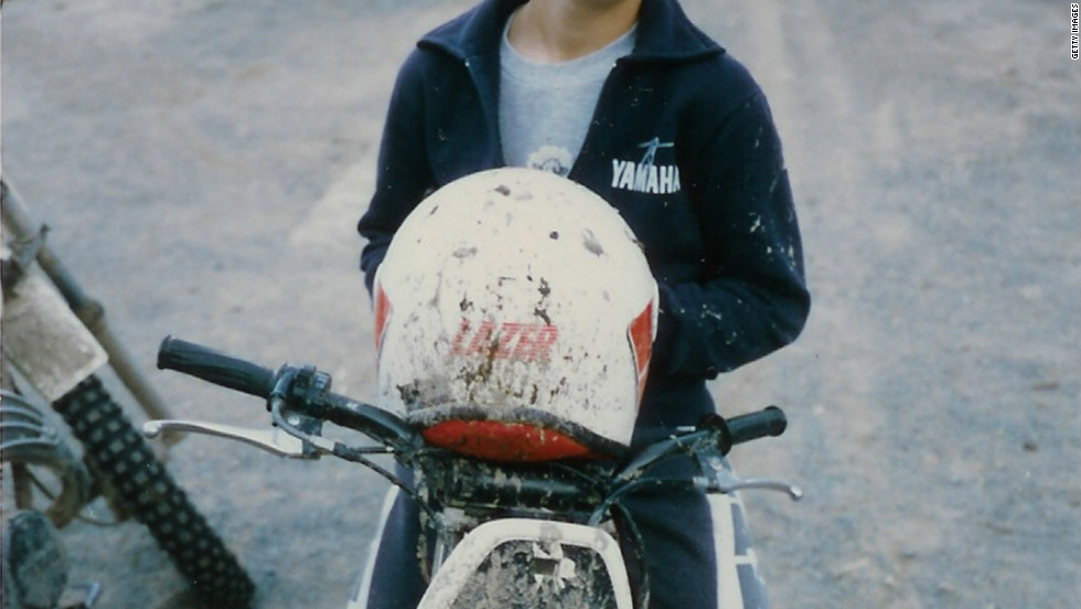 Webber's first love was for motorbikes, and he used to race them as a youngster, before turning to go-karts when he was a teenager.