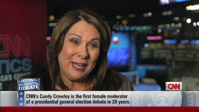 2012 debate Crowley makes history_00015725