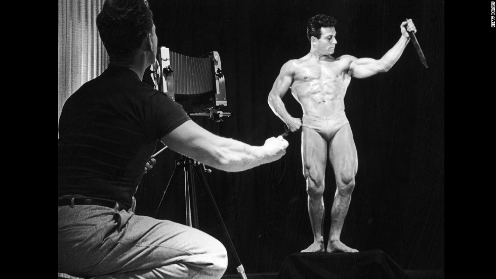 "Jack LaLanne is known to many as the ""godfather of fitness."" He spent decades promoting healthy eating and exercise. LaLanne died in 2011 at the age of 96."