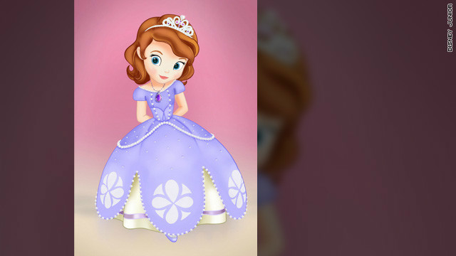 Disney princess Sophia 'not Latin enough'