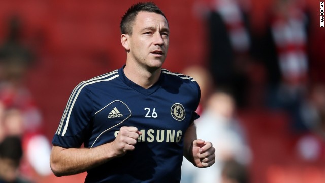 John Terry made 76 appearances for England over a nine-year period before retiring from international football.