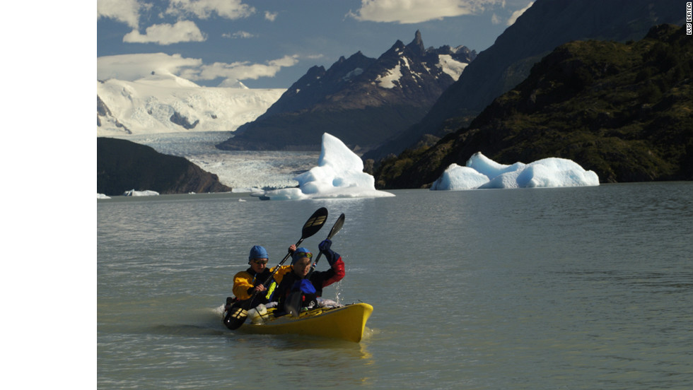 Patagonia is a forbidding but spectacular setting for an endurance adventure race. The teams of four in the Patagonia Expendition Race must tackle 600km -- using foot, bike and kayak over multiple days in the territory straddling Argentina and Chile.