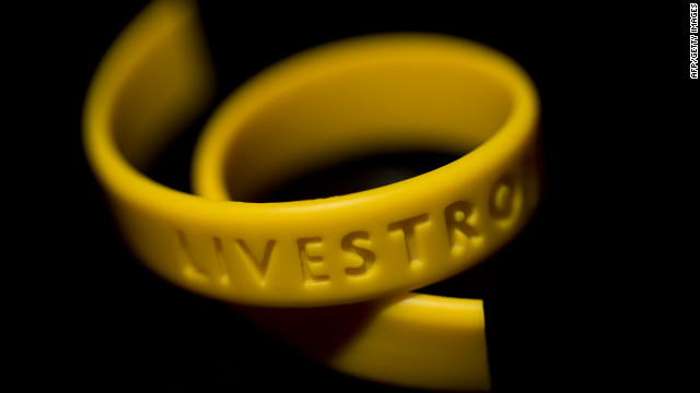 A CNN commenter threw away all of his or her Livestrong gear because of Armstrong's alleged actions.