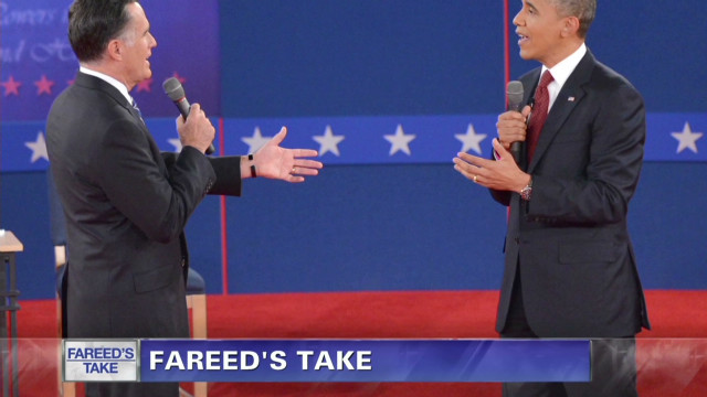 Fareed's Take: 2nd presidential debate