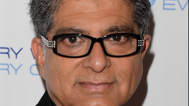 Author Deepak Chopra: Don't lose faith