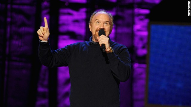 "Comedian Louis C.K. will make his debut as a host on ""Saturday Night Live"" November 3."
