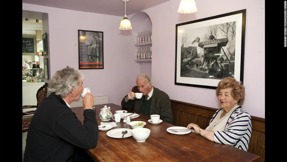 """Greens Cafe, Tynwald, St. Johns, Isle of Man, 2011."""