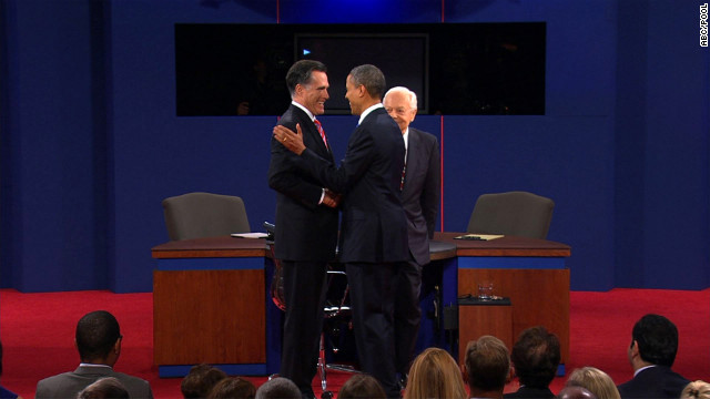Obama and Romney debate foreign policy