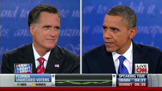 Obama, Romney spar over troops in Iraq