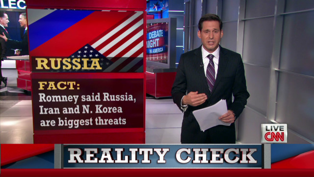 Reality Check: Is Russia our biggest foe?