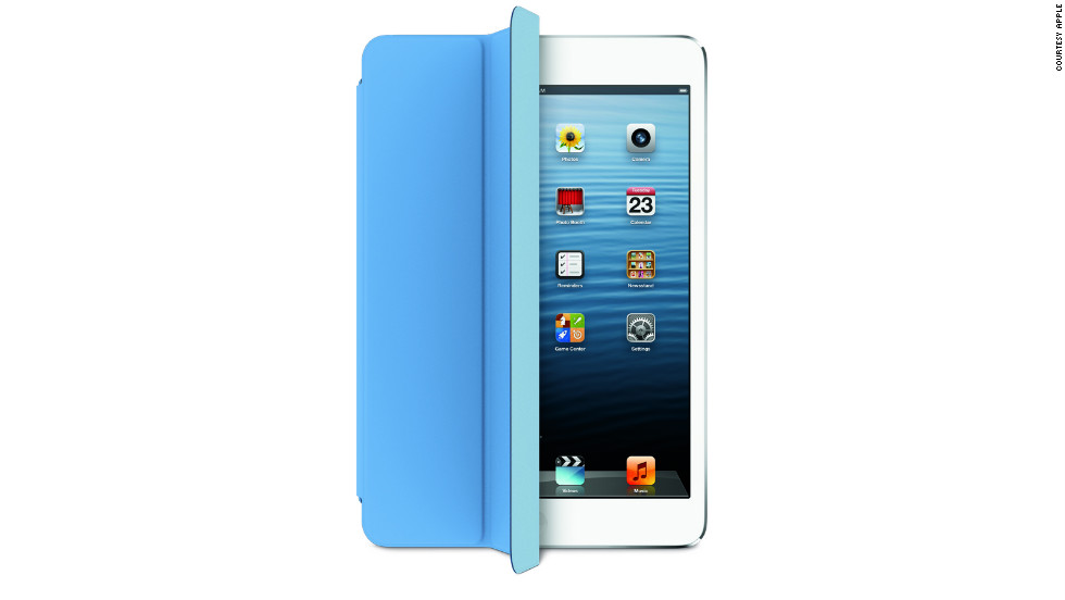 Apple will have a complete line of covers for the iPad Mini as well.