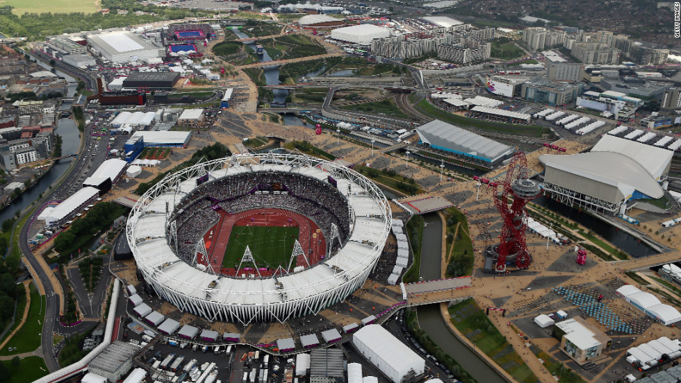 The forecasted cost of the Olympics and Paralympics is £8.921 billion ($14.236 billion). The English capital became the first city to host the Games on three occasions.