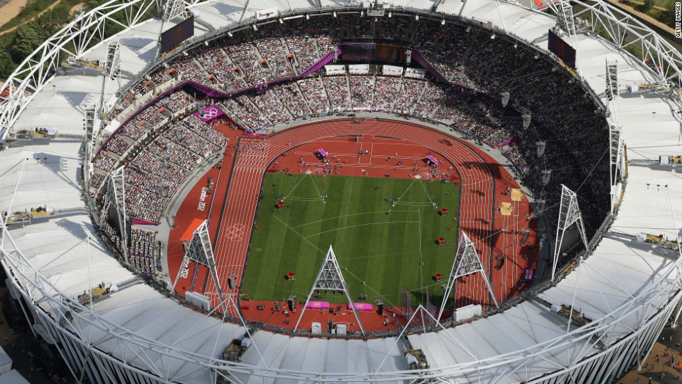 The future of the Olympic Stadium has yet to be decided. English Premier League football club West Ham United has bid to move into the arena, along with third-tier team Leyton Orient, a football business college and a group who hope to host Formula One races there.