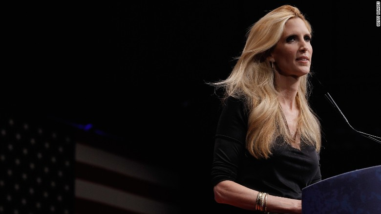 Ann Coulter's Berkeley speech canceled