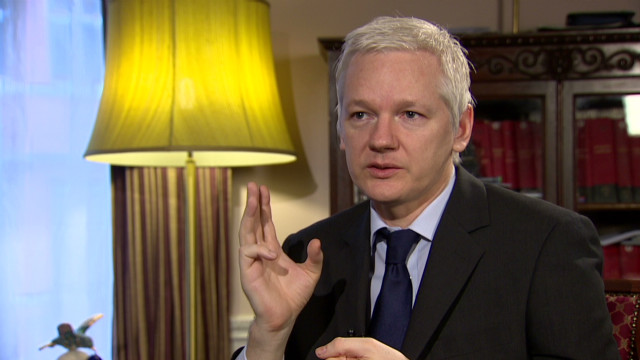 Assange: U.S. military destroys evidence