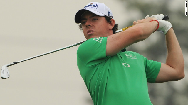 Northern Ireland's Rory McIlroy has been top of the world rankings since May's Wells Fargo Championship.
