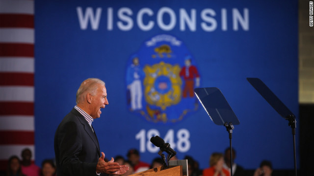 Joe Biden returns to Wisconsin, testing a new President's promise to unify and govern