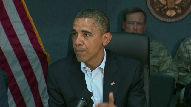 Obama: Take hurricane 'very seriously'
