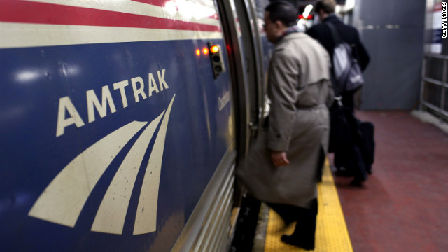 Amtrak announced Saturday that it will cancel some of its train runs on the Eastern Seaboard.