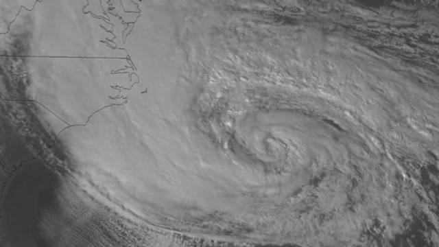 See timelapse of Sandy from space