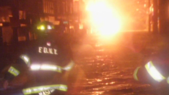 Fires force evacuations in Queens