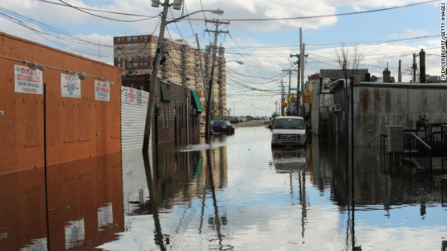 500-year floods could strike NYC every five years, climate study says