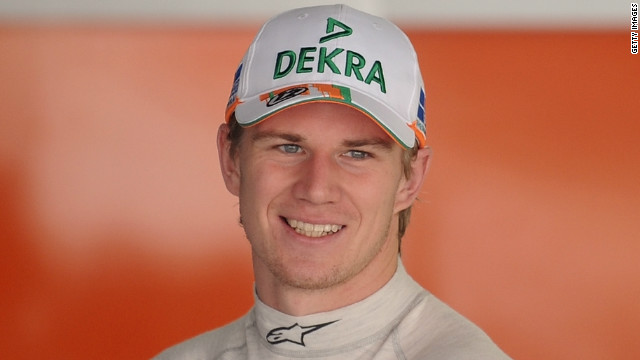German driver Nico Hulkenberg made his Formula One debut at the 2010 Bahrain Grand Prix.