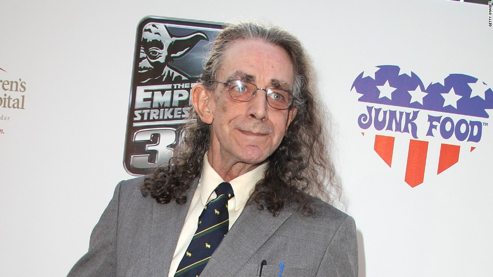 Peter Mayhew has continued voicing Chewbacca since he first played the Wookiee.