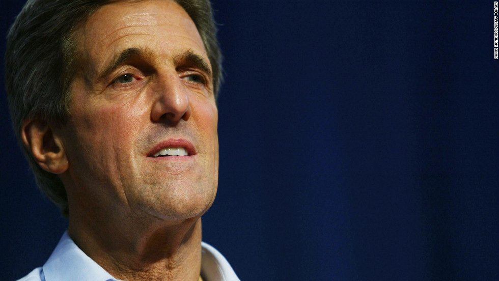 Democratic nominee John Kerry lost his birth state of Colorado to then-President George W. Bush. Bush won his home state of Texas, but lost his birth state of Connecticut in 2004 to defeat Kerry.