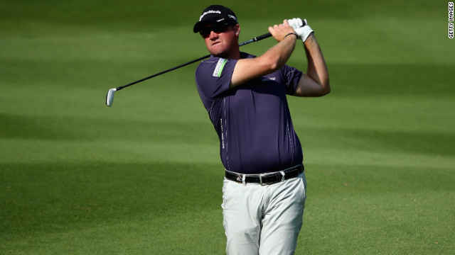 Peter Hanson is determined to catch Rory McIlroy in the Race for Dubai by claiming victory at Mission Hills.
