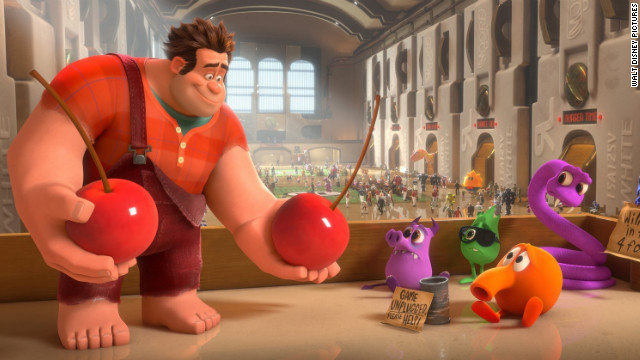 "John C. Reilly voices the role of Ralph in Walt Disney Pictures' ""Wreck-It Ralph."""