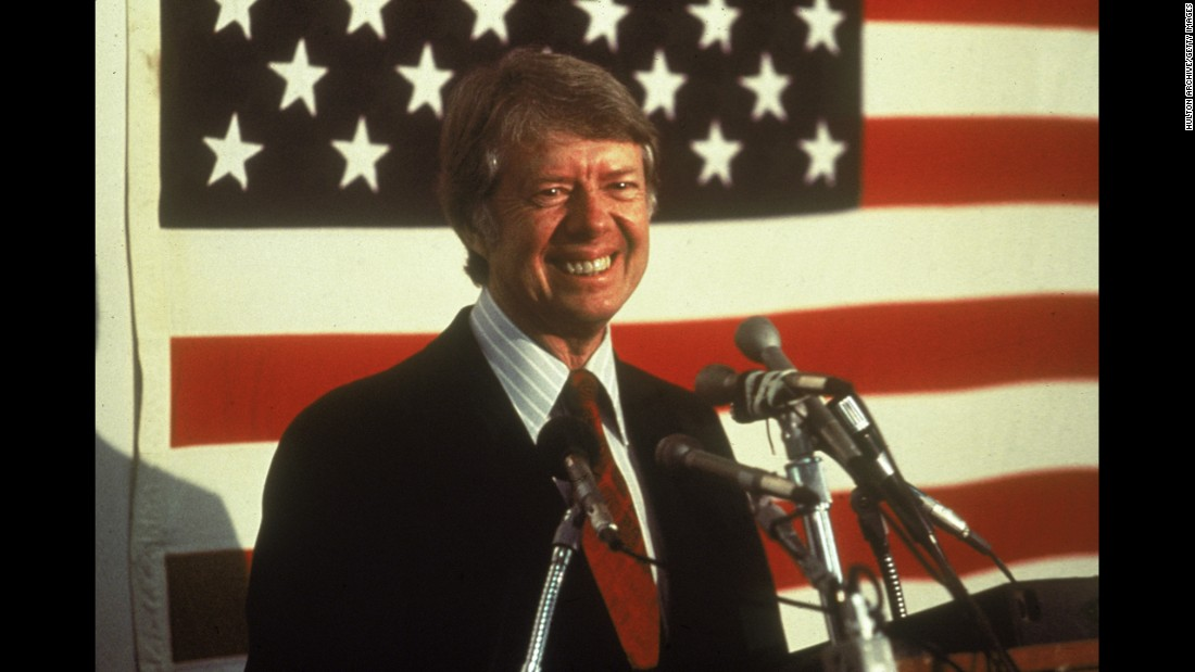 Jimmy Carter (1977-1981) brokered the 1978 Camp David Accords, the agreement that led to a peace treaty between Israel and Egypt. At home, Carter's presidency was plagued by inflation and unemployment, and he lost his bid for a second term amid the hostage crisis in Iran.