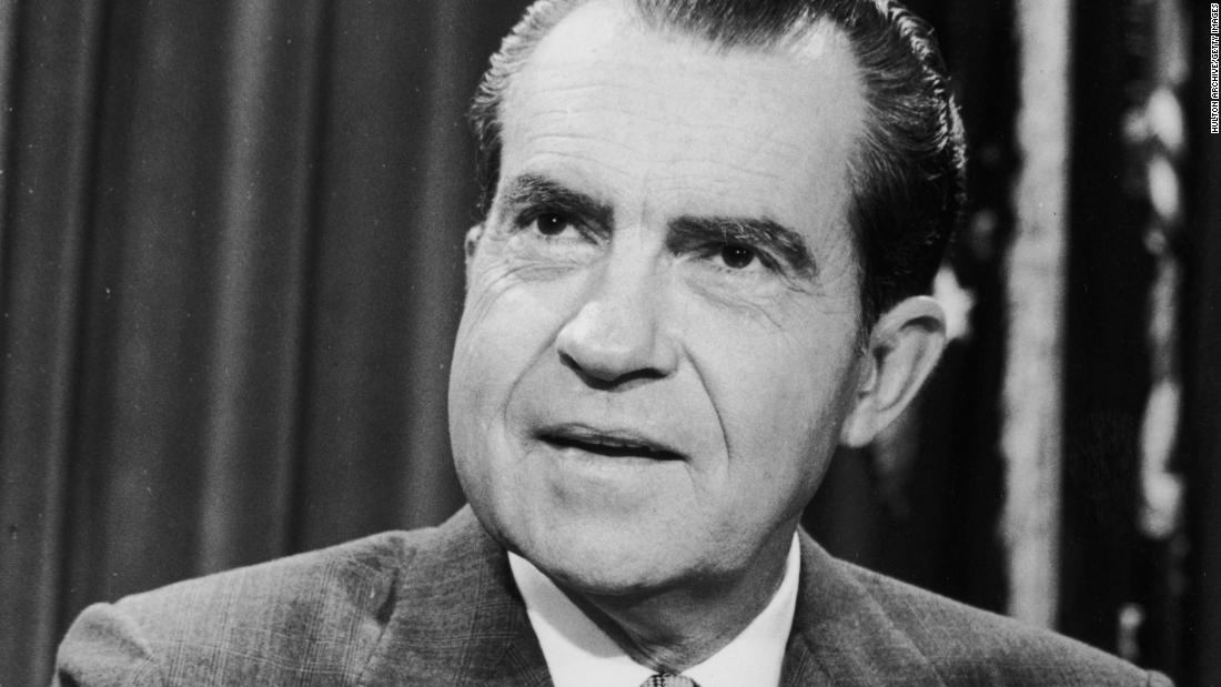 Richard Nixon (1969-1974) became the first President to resign from office as he faced impeachment for his involvement in the Watergate scandal. Nixon made strides in domestic policy, proposing legislation that resulted in the Occupational Safety and Health Administration and the Environmental Protection Agency. Abroad, he established relations with China and a détente in Soviet relations.